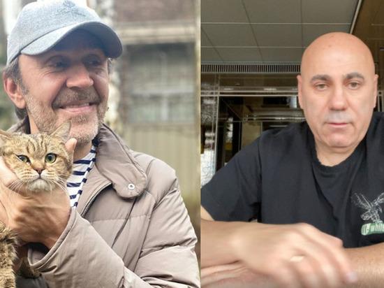 «Пробивает днище»: Шнуров получил угрозы от Пригожина