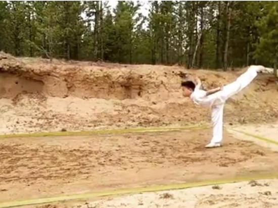 На онлайн-чемпионате РФ по ушу Бурятия завоевала 5 золотых медалей