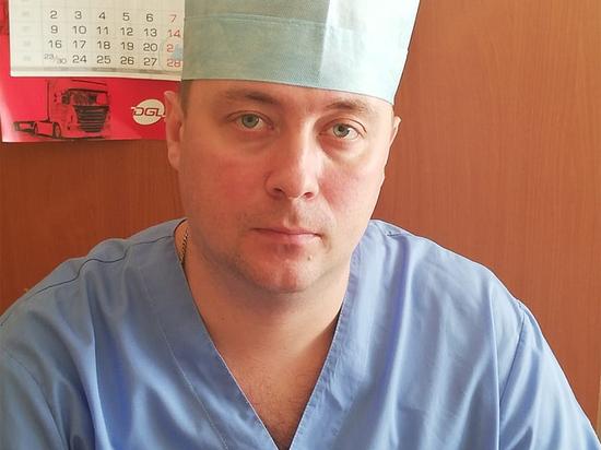 У погибшего от коронавируса 33-летнего хирурга остались трое детей