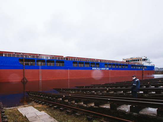 На заводе «Красное Сормово» 27 мая спустят еще один сухогруз