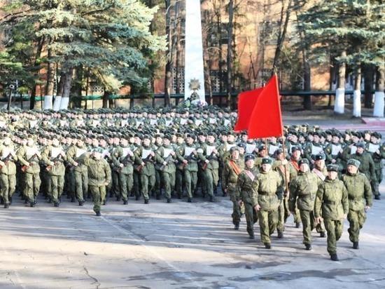 В Серпухове возобновят тренировки к параду Победы