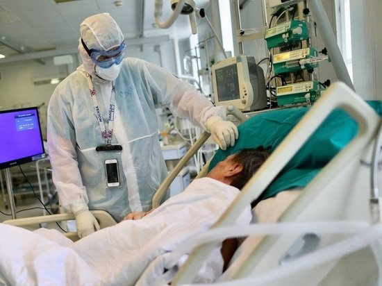Ученые нашли причину смертности мужчин от коронавируса в носу
