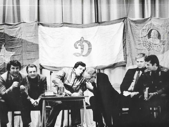 Борщ по-спартаковски в советской Тарасовке