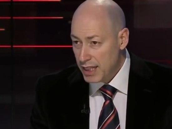 Дмитрий Гордон назвал Соловьева