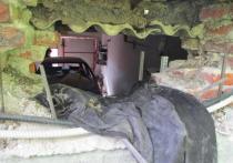 Молодой кемеровчанин разобрал кирпичную стену ради совершения преступления