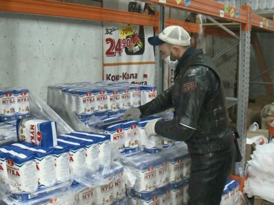 В Рязани магазины раздают продукты с истекающим сроком годности