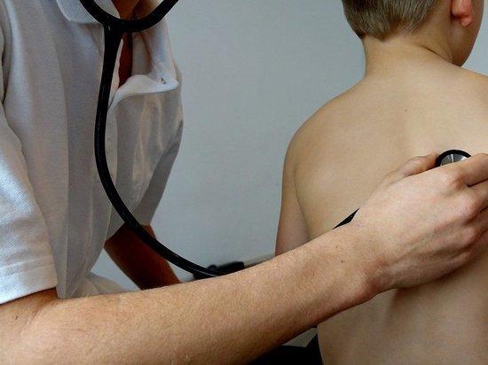 Псковские педиатры отводят на прием одного ребенка полчаса