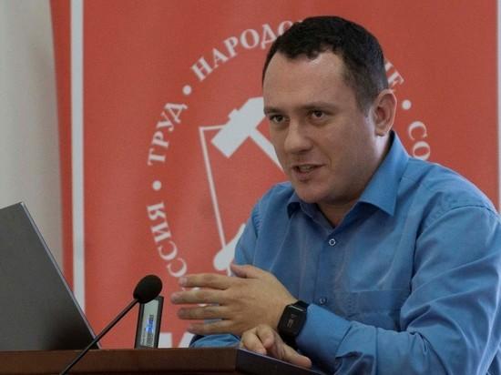 Кубанские коммунисты выдвинули кандидатуру для участия в губернаторских выборах