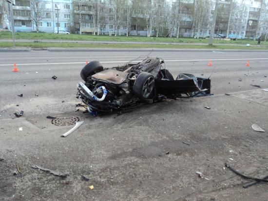 В Архангельске в ДТП погиб мужчина