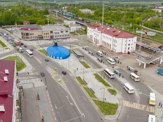 Более 20 кленов высадят на Привокзальной площади в Серпухове