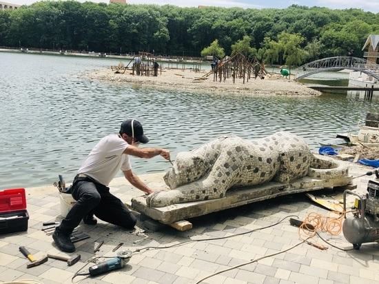 Огромный ягуар снова поселится в Железноводске