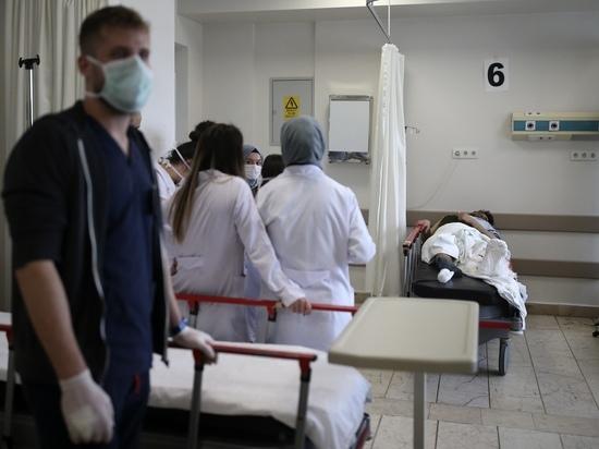 Еще двое медиков скончались в Дагестане из-за коронавируса