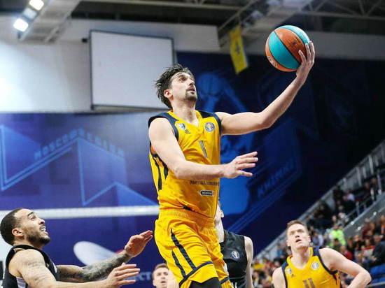 В российском баскетболе отказались определять чемпиона