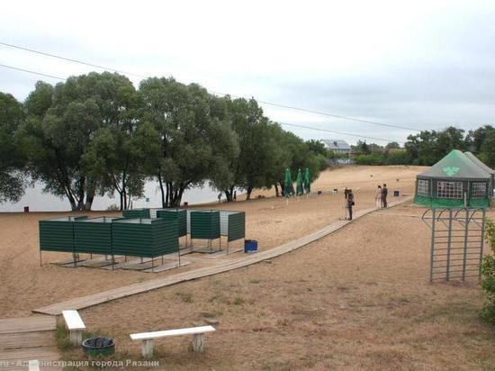 К началу сезону в Рязани оборудуют шесть пляжей