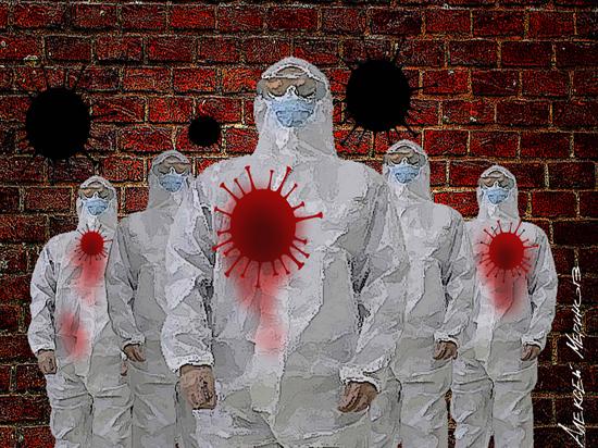 Пандемия российского бардака: склады затоварены миллионом дефицитных медицинских костюмов