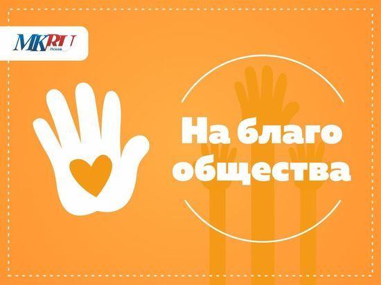 И дров наколоть и утешить: Один день из жизни псковского волонтера акции «Мы вместе»