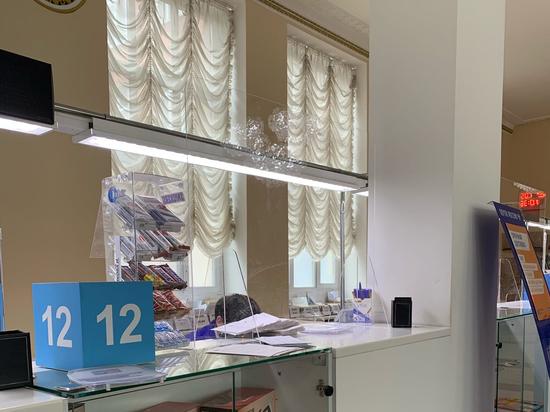В 40 почтовых отделениях Иванова и Кохмы установили специальные защитные экраны на операционных окнах