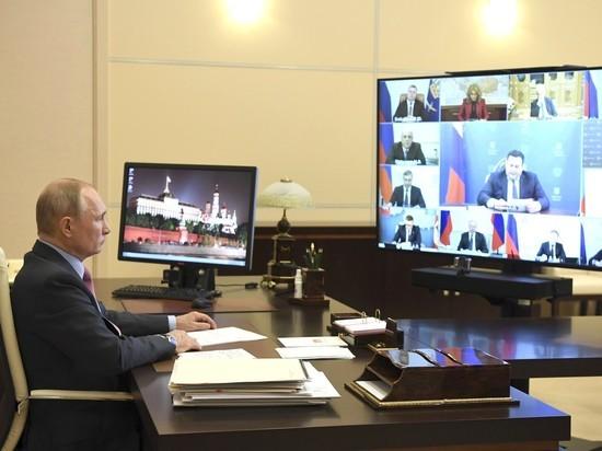 Путин поддержал предложение утроить минимальный размер пособия по безработице