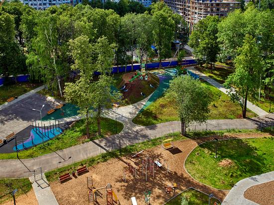 В ЖК «Гулливер» заново пересчитывают деревья