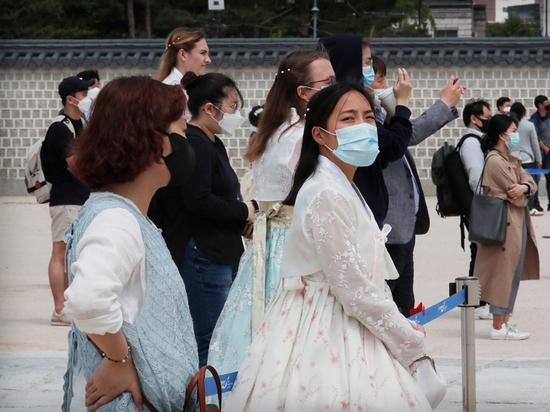 В Южной Корее взяли на вооружение публичное раскрытие информации об инфицированных