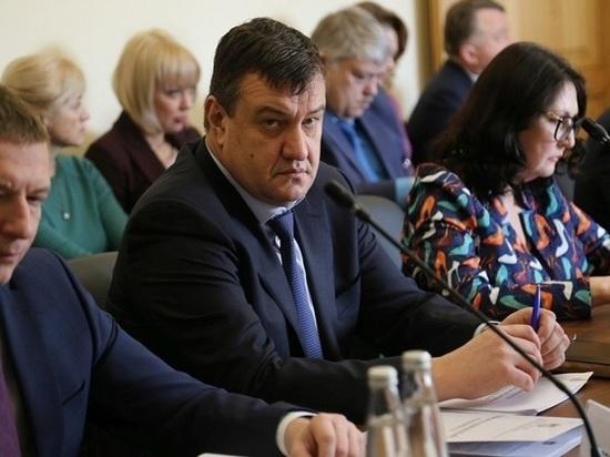 Вице-губернатор Орловской области заболел коронавирусом