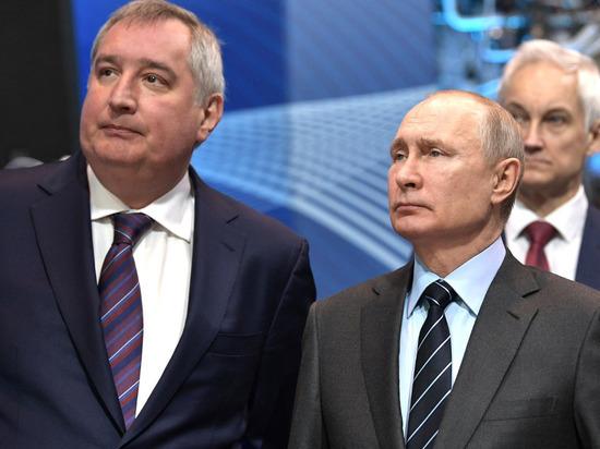 Рогозин прокомментировал идею Маска бомбить Марс