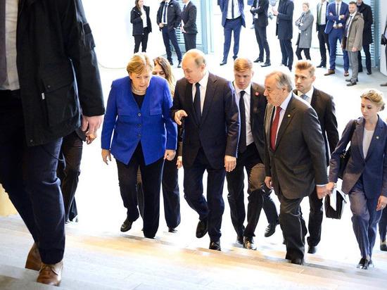 Меркель напомнила, когда ЕС отменит антироссийские санкции