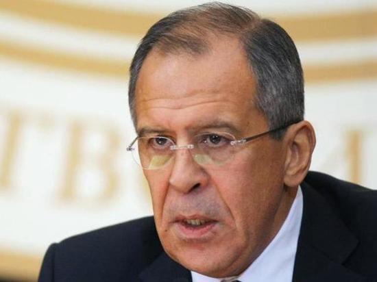 Лавров: политика санкций в период глобальных катаклизмов недопустима