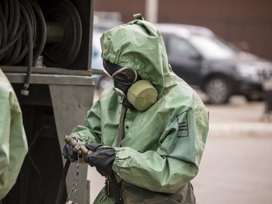 Санитарной обработкой улиц столицы Хакасии займутся военные