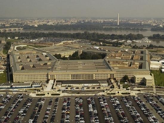 Пентагон сообщил Конгрессу США о борьбе с коррупцией на Украине