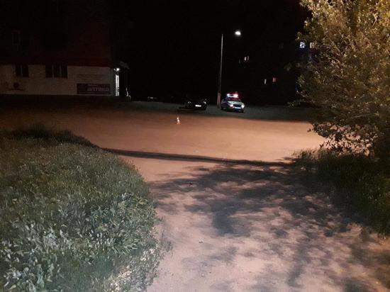 В Новотроицке молодой человек на иномарке сбил пешехода