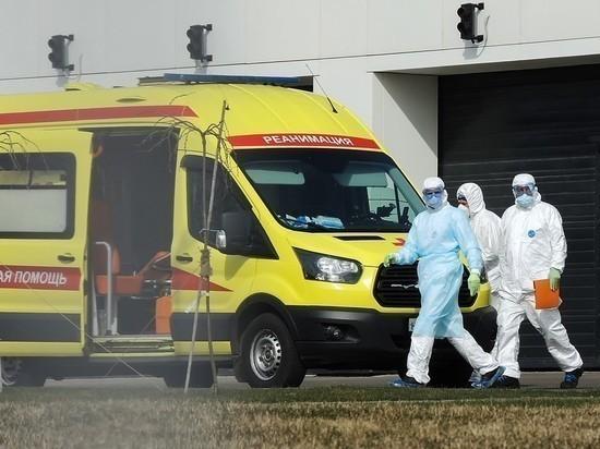 Московские медики прилетели в Забайкалье для помощи в борьбе с коронавирусом