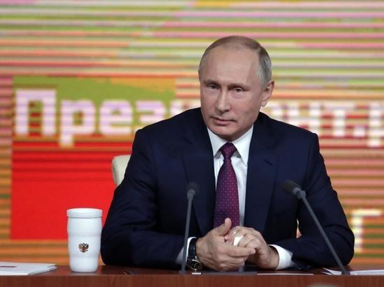 Глава ФОМ назвал основные атрибуты «эпохи Путина»
