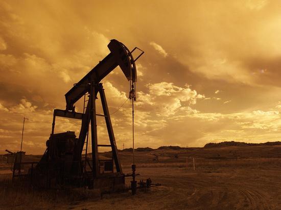 Нефть обвалилась в цене из-за запасов США