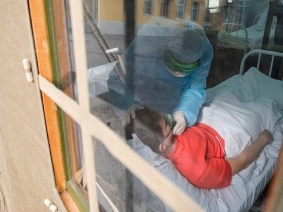 В Волгоградской области COVID-19 подтвердился у еще 111 человек