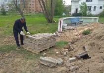 В рамках комплексного благоустройства в Серпухове благоустроят дворовые территории в центральной части города и в удаленных населенных пунктах.