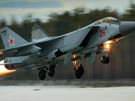 На аэродроме в Тверской области загорелся сверхзвуковой самолет