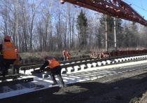 На СвЖД отремонтируют почти 500 километров путей
