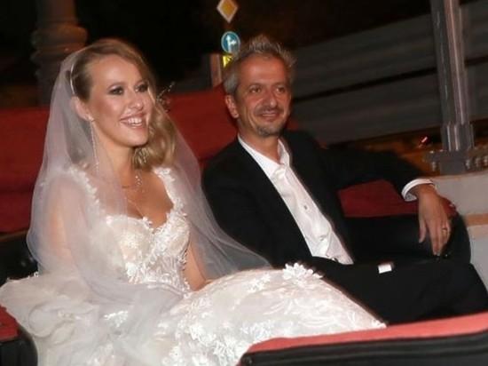 Эпатажная свадьба наделала много шума
