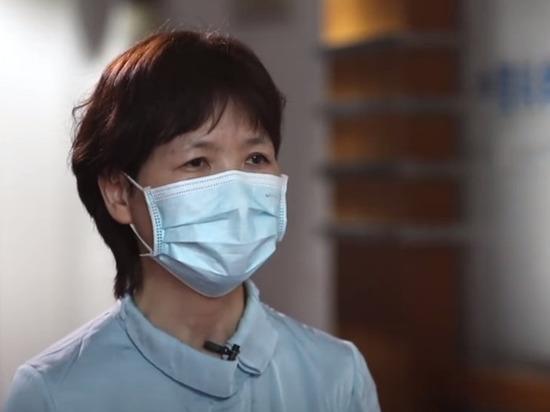 Ши Чжэнли впервые после долгого отсутствия появилась на публике