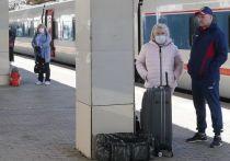 В поездах дальнего следования отменят коронавирусные правила