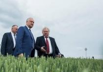 Президент Молдовы пообещал поддержку аграриям