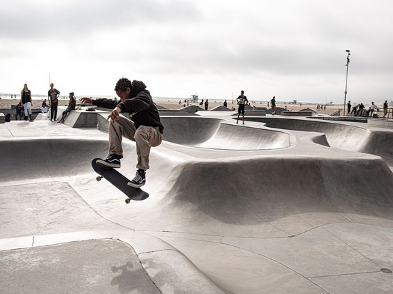 В Новомосковске построят скейт-парк