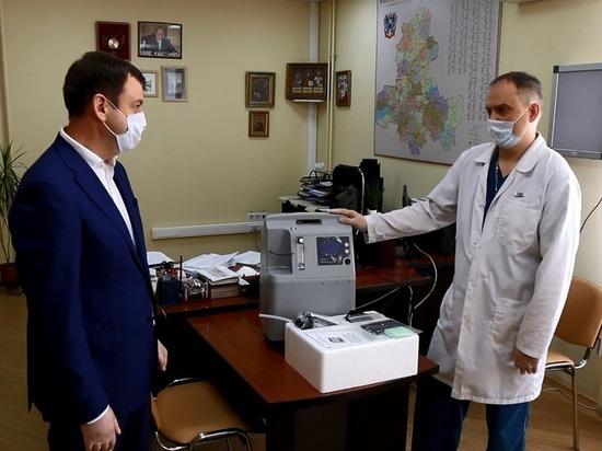 Донские единороссы направили партийные взносы на средства защиты и оборудование для врачей