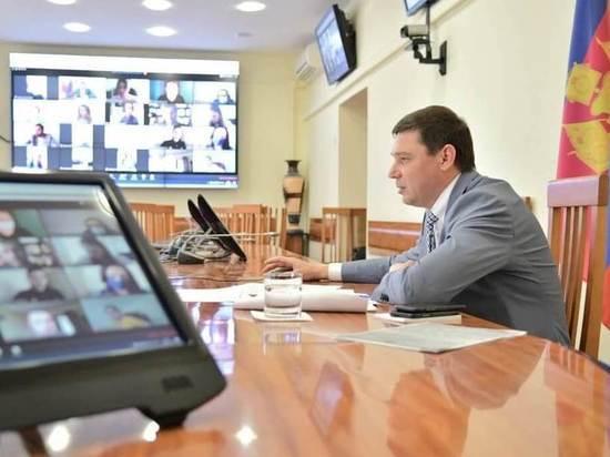 Евгений Первышов рассказал, как может быть использована территория бывшего авторынка