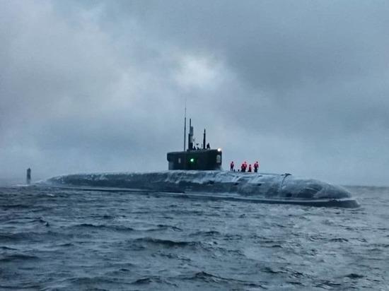 Мощную атомную субмарину «Князь Владимир» назвали новым словом