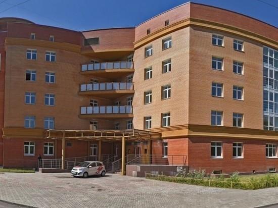 В поликлинике № 42 открыли коронавирусный стационар