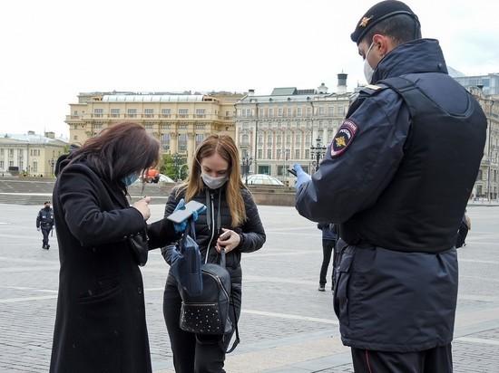 В Москве сохранят пропускную систему, чтобы избежать притока приезжих