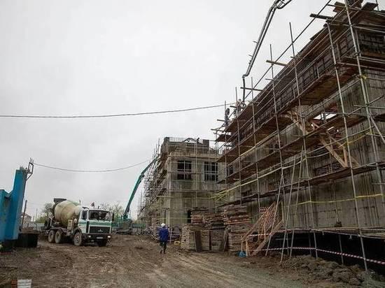 В Сахалинской Аниве строят новую школу искусств