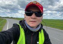 Житель Гомеля поехал из Белоруси на велосипеде в Магаданскую область